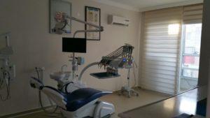 behandelkamer 1 kliniek Alanya