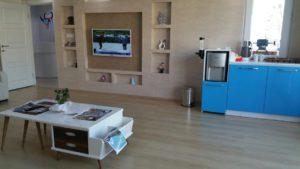 wachtkamer kliniek Alanya